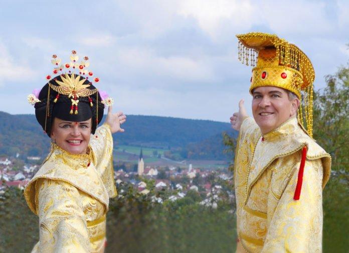 Dietfurt hat ein Kaiserpaar - Neumarkt TV